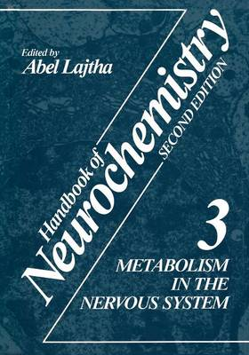 Metabolism in the Nervous System