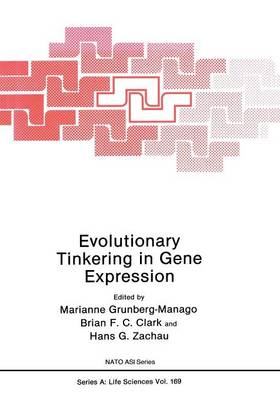 Evolutionary Tinkering in Gene Expression