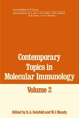 Contemporary Topics in Molecular Immunology