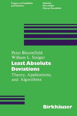 Least Absolute Deviations: Theory, Applications and Algorithms