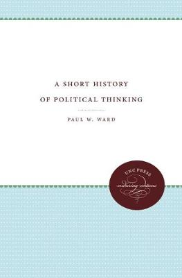 A Short History of Political Thinking