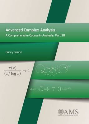 Advanced Complex Analysis: A Comprehensive Course in Analysis, Part 2B
