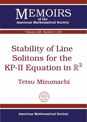 Stability of Line Solitons for the KP-II Equation in R(2)