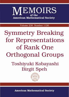 Symmetry Breaking for Representations of Rank One Orthogonal Groups