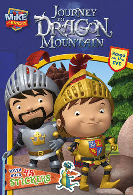 Mike the Knight: Journey to Dragon Mountain Activity Book