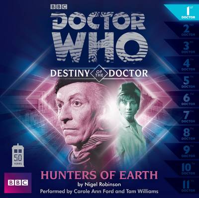 Doctor Who: Hunters from Earth (Destiny of the Doctor 1)