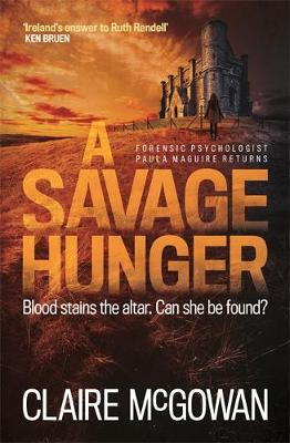 A Savage Hunger (Paula Maguire 4)
