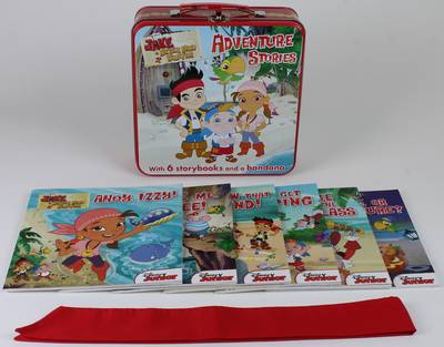 Disney Junior Jake and the Never Land Pirates Adventure Stories