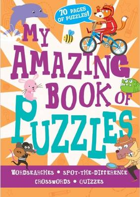 My Amazing Book of Puzzles