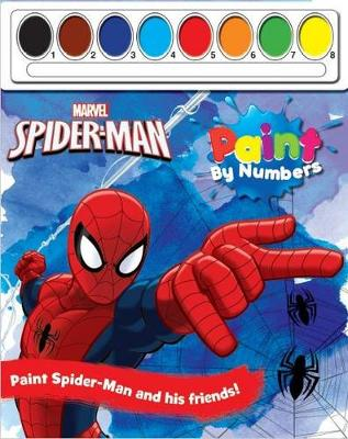 Marvel Spider-Man Paint by Numbers