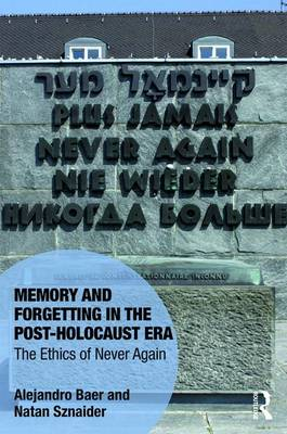 Memory and Forgetting in the Post-Holocaust Era: The Ethics of Never Again
