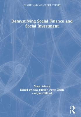 Demystifying Social Finance and Social Investment