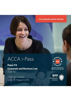 ACCA F4 Corporate and Business Law (English): iPass