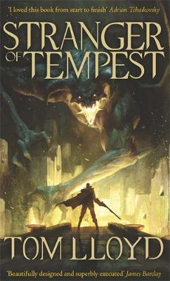 Stranger of Tempest: Book One of The God Fragments