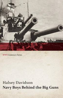 Navy Boys Behind the Big Guns (WWI Centenary Series)