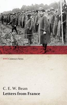 Letters from France (Wwi Centenary Series)