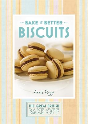 Great British Bake off - Bake it Better: No. 2: Biscuits