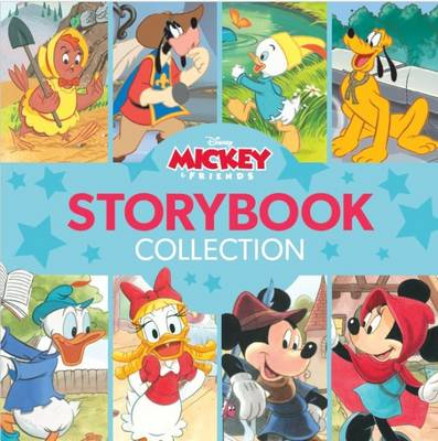 Disney Mickey and Friends Fairy Tales Storybook Collection