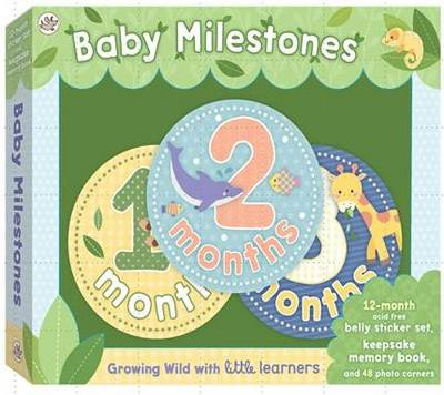 Baby Milestones: Growing Wild with Little Learners