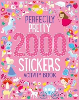 Perfectly Pretty 2000 Stickers Activity Book