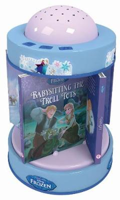 Disney Frozen Sweet Dreams Library: Musical Carousel and 5-Book Collection