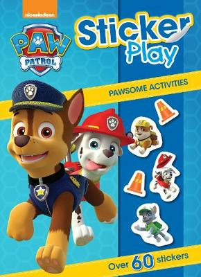 Nickelodeon PAW Patrol Sticker Play Pawsome Activities