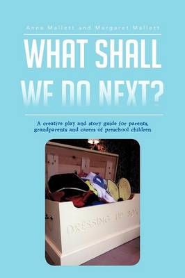 What Shall We Do Next?: A Creative Play and Story Guide for Parents, Grandparents and Carers of Preschool Children