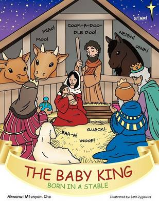 The Baby King: Born in a Stable
