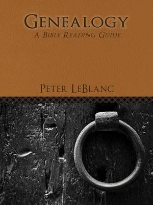 Genealogy: A Bible Reading Guide