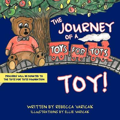 """The Journey of a """"Toys for Tots"""" Toy!"""