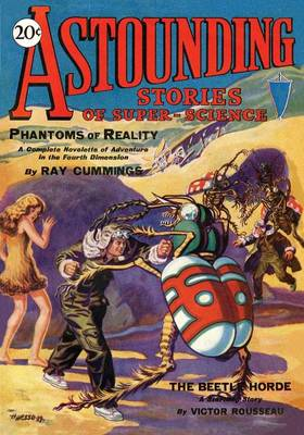 Astounding Stories of Super-Science, Vol. 1, No. 1 (January, 1930)