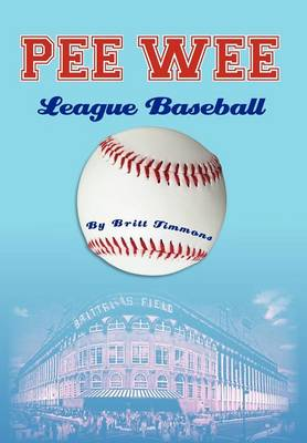 Pee Wee League Baseball