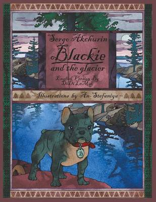Blackie and the Glacier