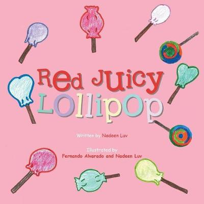 Red Juicy Lollipop