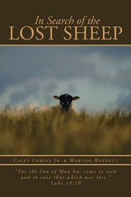 In Search of the Lost Sheep: For the Son of Man Has Come to Seek and to Save That Which Was Lost. Luke 19:10