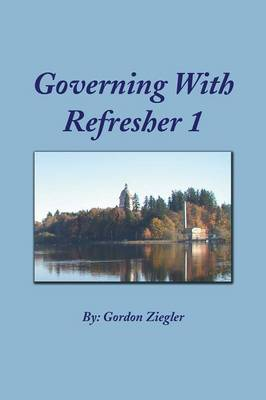 Governing with Refresher 1