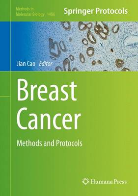 Breast Cancer: Methods and Protocols: 2016