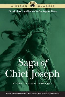 Saga of Chief Joseph, Bison Classic Edition