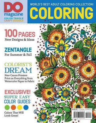 DO: Color, Tangle, Craft, Doodle