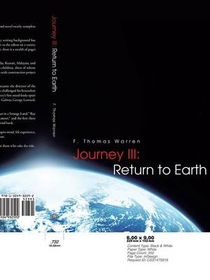 Journey III: Return to Earth