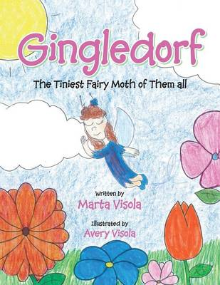 Gingledorf: The Tiniest Fairy Moth of Them All.