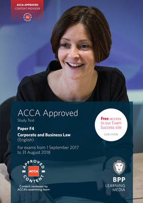 acca f4 Acca designed by experts and delivered online so that you can study on a schedule that suits your needs.