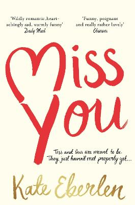Miss You: The Hottest Book of the Summer