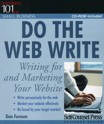 Do the Web Write: Writing for and Marketing Your Website