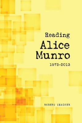 Reading Alice Munro, 1973-2013