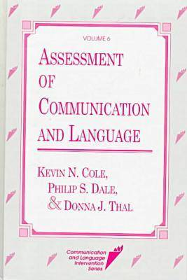 Assessment of Communication and Language