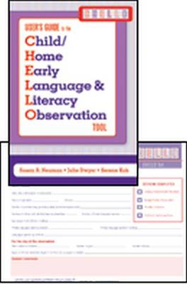 Child/home Early Language and Literacy Observation (CHELLO)