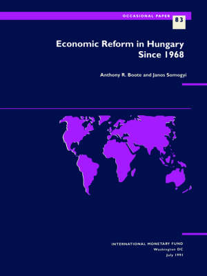 Economic Reform In Hungary Since 1968 - Occasional Paper 83 (S083Ea0000000)