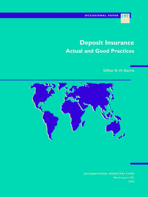 Deposit Insurances: Actual And Good Practices (S197Ea0000000)
