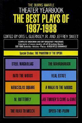 The Best Plays: 1987-88: Ed.O.L.Guernsey & J.Sweet